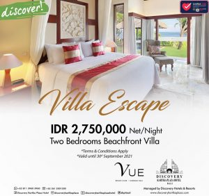 Villa Escape Package