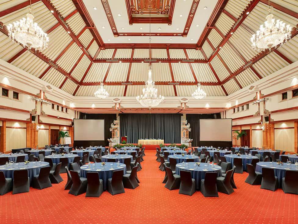 Discovery Kartika Plaza Hotel - Kharisma Ballroom