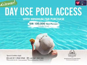 Day Use Pool Access