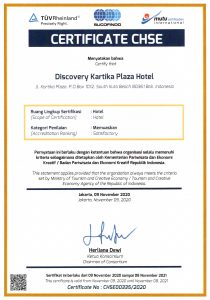 CHSE Certificate