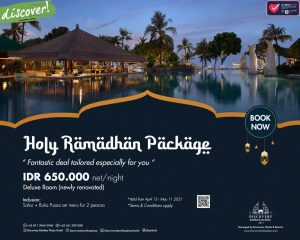 Holy Ramadhan Package