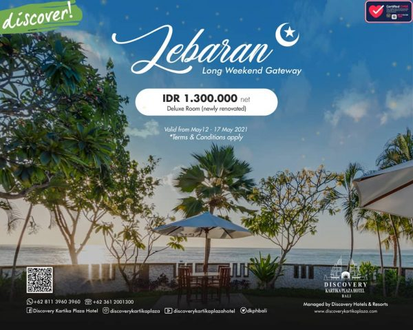 Lebaran Long Weekend Gateway