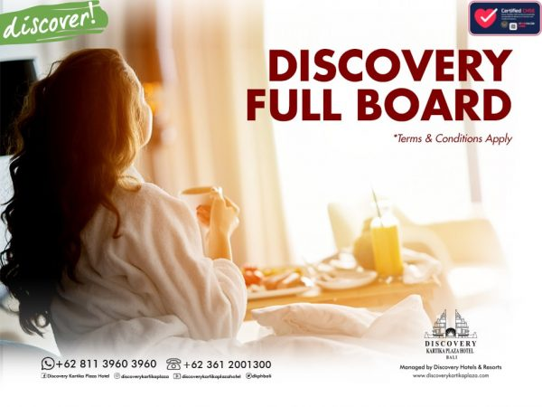 Discovery Fullboard